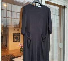 ❤ & Other Stories ❤ crna ravna haljina M -
