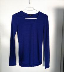 Majica dugačka plava Tally Weijl S
