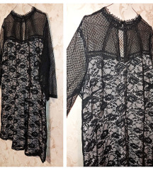 C&A - nova - slojevita večernja haljina - 48