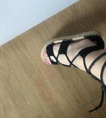 LOT torbica sandale i krema