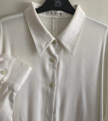Bijela košulja pamuk i vuna