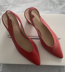 Hogl crvene sandale