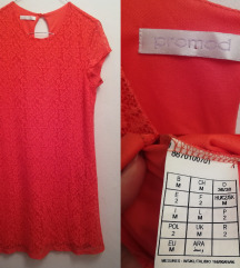Crvena ljetna haljina