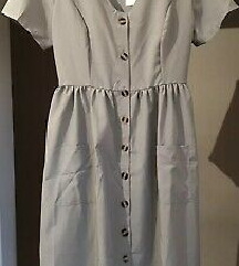 Moking top vintage haljina