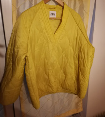 Zara žuta jakna L/xl