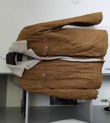 Samtena jakna S