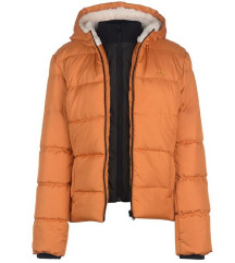 BOZICNI POPUST!! Lee Cooper 2 Zip Bubble Coat