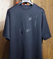 Široka uniseks majica kratkih rukava