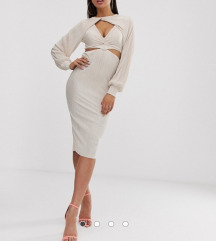 ASOS midi haljina s etiketom