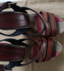 Snizeno Burberry orginal sandale