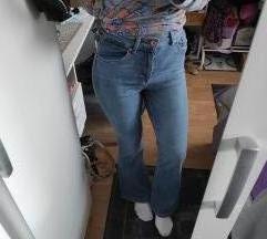Bershka trapez jeans