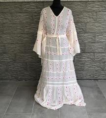 Reserved duga haljina L