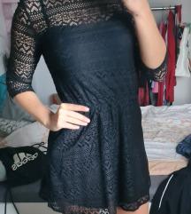 Crna haljinica S