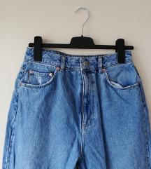 Mom fit jeans hlače