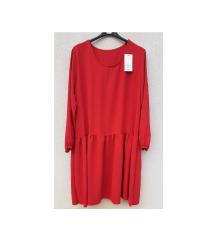 Nova crvena haljina