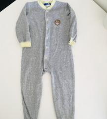 Lupilu dječja plišana pidžama vel 86-92cm