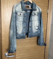Jeans jaketa nova