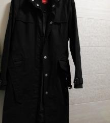 Crni kaput/baloner Esprit *kao nov*