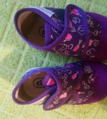 Nove papuče Ciciban 18