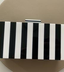 Zara clutch torbica