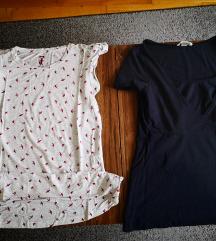 Kratka majice za trudnice lot