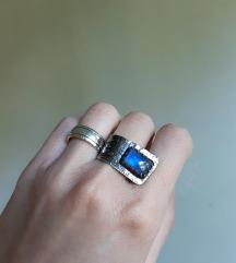 Moonstone prsten