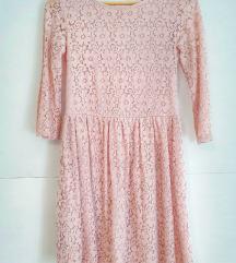 Čipkana haljinica! NOVO 😉💗