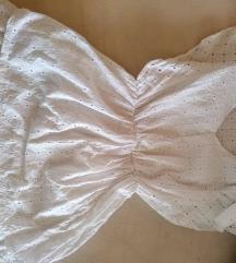 Bijelacipkasta haljina S