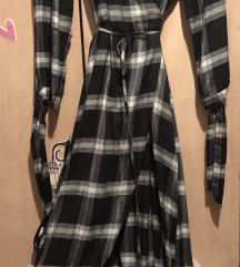 Stradivarius košulja, haljina