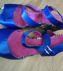 Nove sandale s motivom pauna br. 39/40