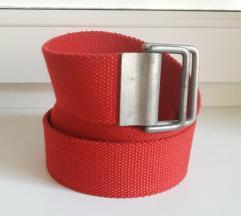NOVO Remen crveni (besplatna poštarina)