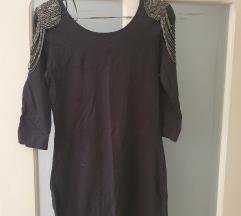 Tamnosiva haljina
