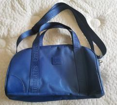 Emirates plava torba