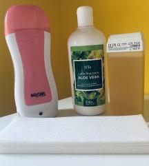 Set za depilaciju voskom (kućni)