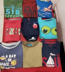 Lot 6 majica dječak