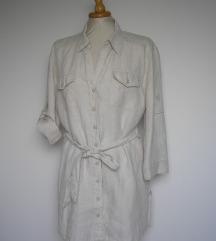 Bexleys lanena tunika haljina
