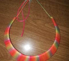 Novo party ogrlica duga