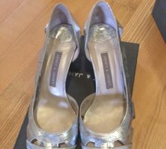 Kožne cipele Janet & Janet