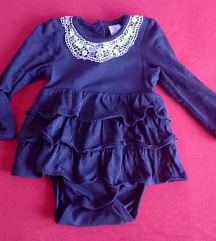 HM haljina body za bebe