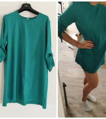 Zelena haljina/tunika