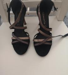 Ljetne sandale na visoku petu