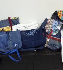 Rucno rađene torbe i ruksaci