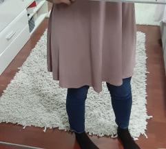 Asos puder roza haljina%