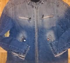 Muška traper jakna L