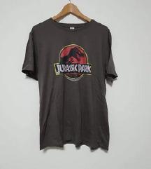 Nova pamučna Jurassic Park majica