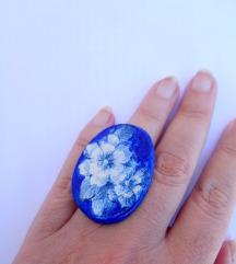 Ručni rad, prsten, polimerna glina