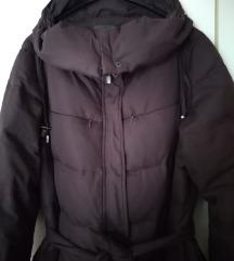 X-nation smeđa zimska jakna vel.L
