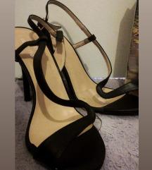 Crne Stikle/sandale