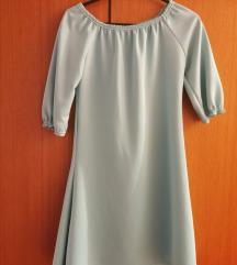 Svjetlo plava haljinica