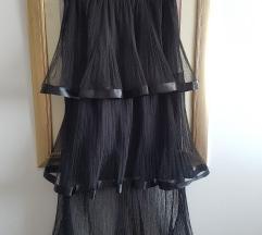 Soma London suknja crna